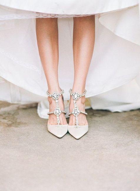 Com que sapatos marcas golo? ⚽️ 1
