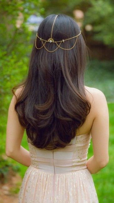 Menos é mais: 5 toucados para noivas minimalistas! 1