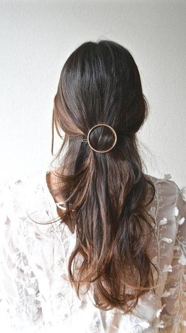 Menos é mais: 5 toucados para noivas minimalistas! 2