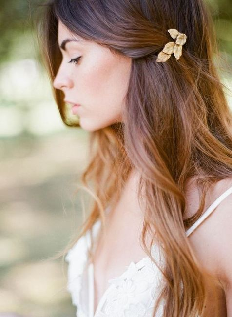 Menos é mais: 5 toucados para noivas minimalistas! 4
