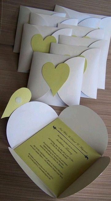 Se tivesses que escolher um destes envelopes, qual seria? 1