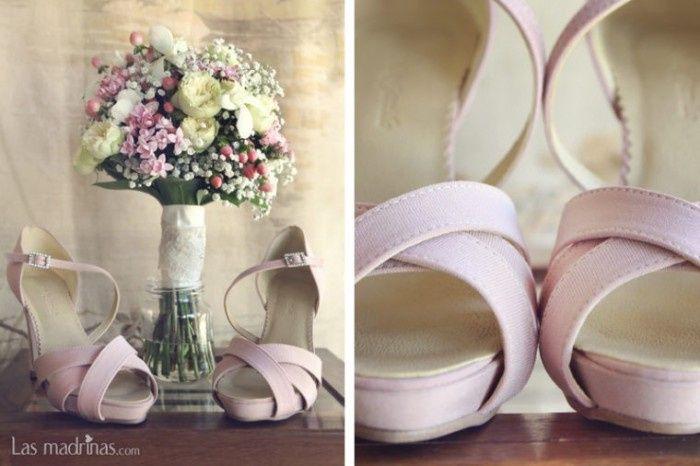 Sapatos e ramo da mesma cor: sim ou não? 1