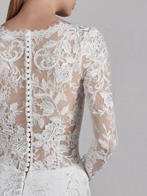 De que corte será o vosso vestido de noiva? 1