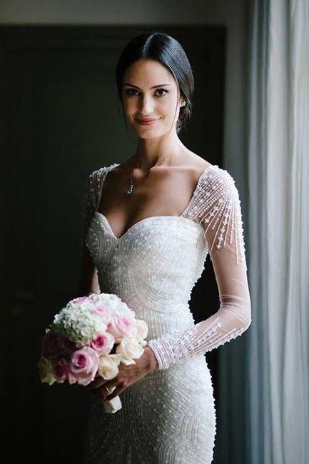 Se casasse no fim do ano usaria...este VESTIDO ✨ 3