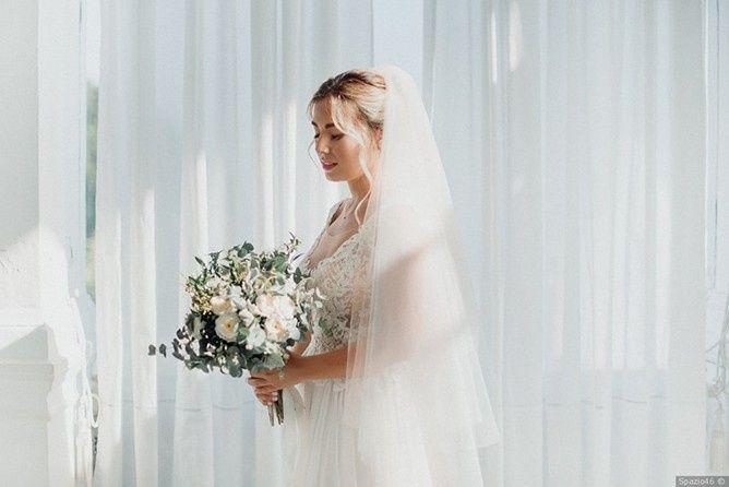Véu para o teu look de noiva: Sim ou Não? 1