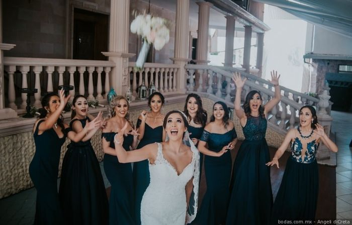 Lançar o bouquet de noiva: Sim ou Não? 1