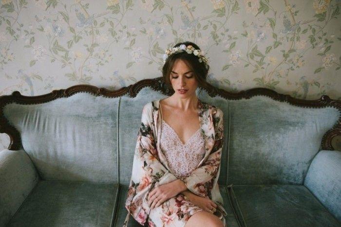 O que vais vestir durante a tua preparação de noiva? 1
