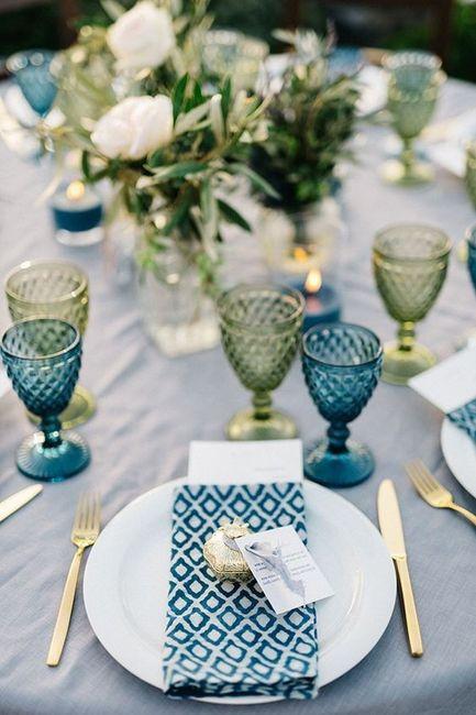 3. Para a mesa dos convidados