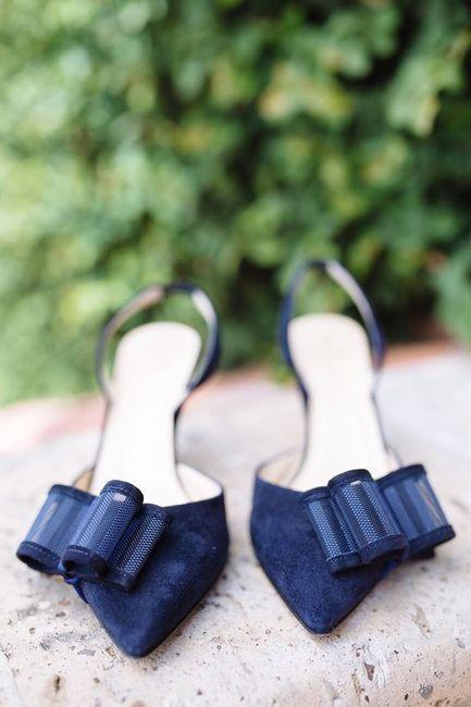 4. Para os sapatos