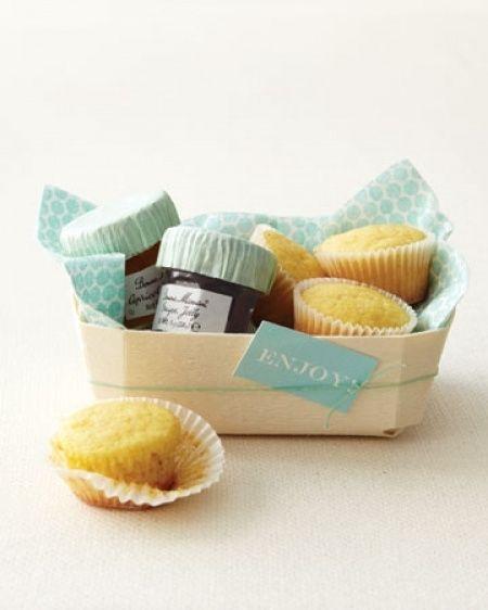 Wedding Gift Away Ideas : Caixa de pequeno-almoco como souvenir de casamento 2