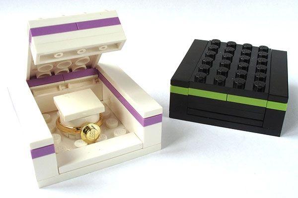 Centres de tables LEGO 7