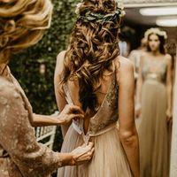 Onde compraram o vosso vestido de noiva?
