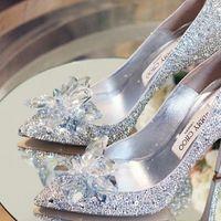 Usariam estes sapatos de Cinderela?