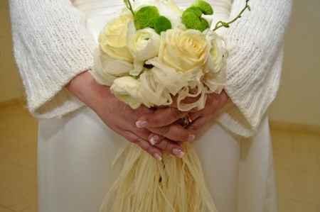 O segundo bouquet