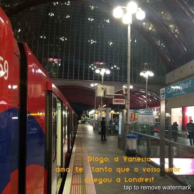 Love arrives in London