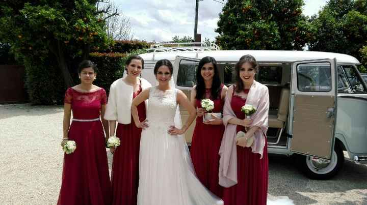 Sonia - o meu casamento em três fotos! :) - 2
