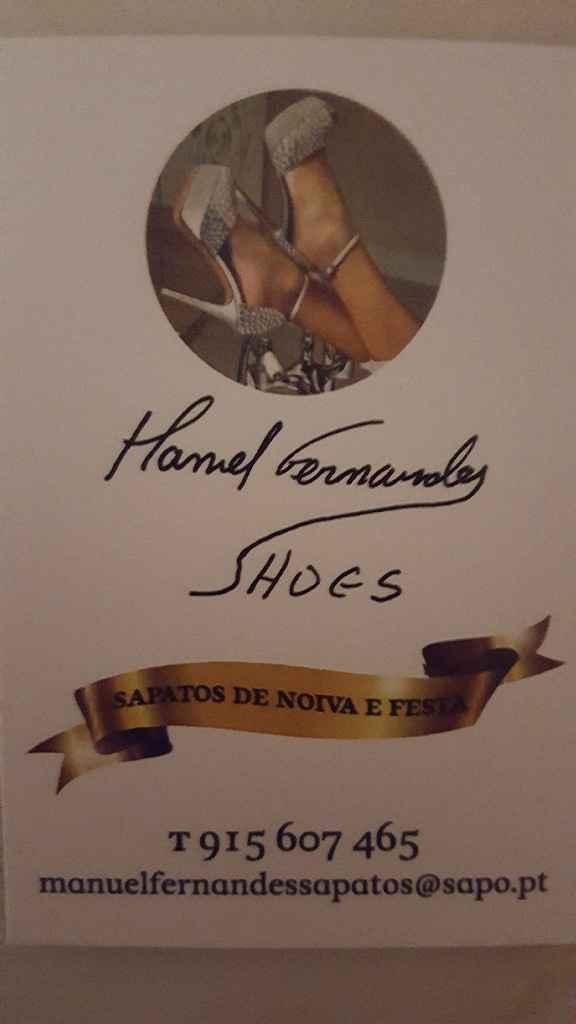 Lojas sapatos personalizados - 1