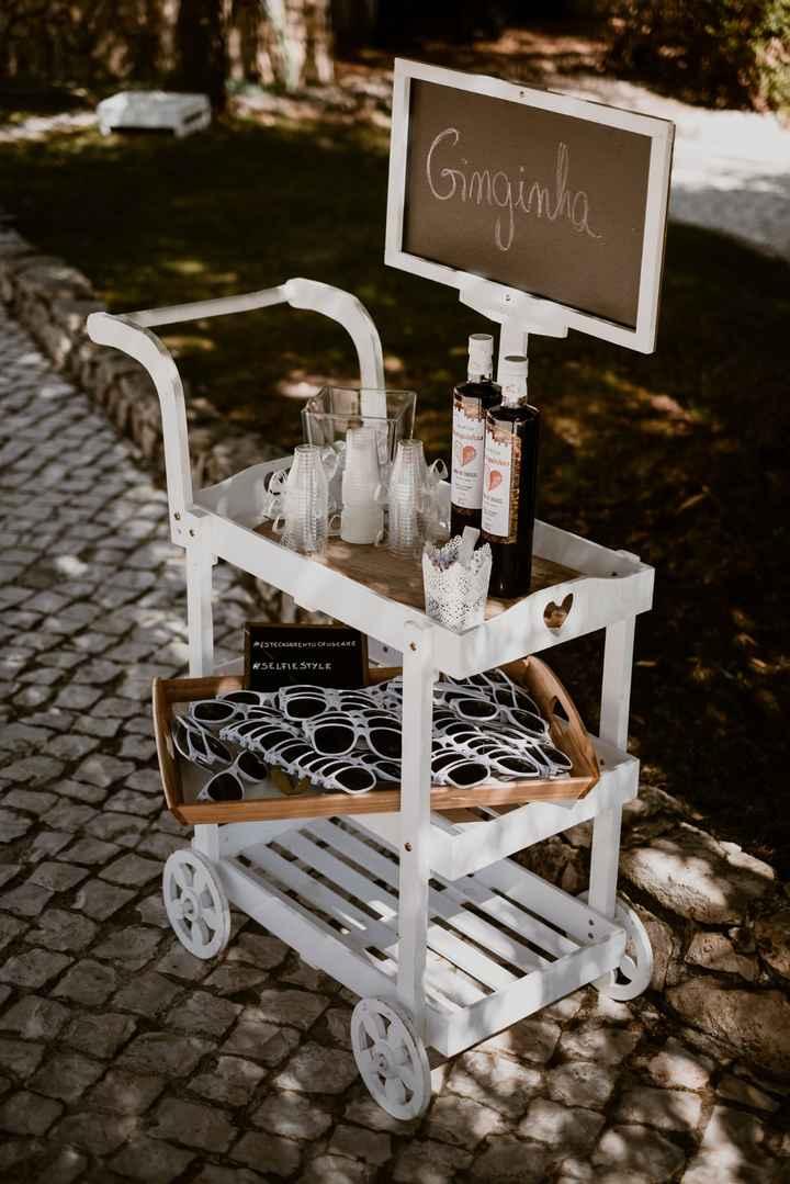 Pormenores Casamento Santos Populares Simples - 2