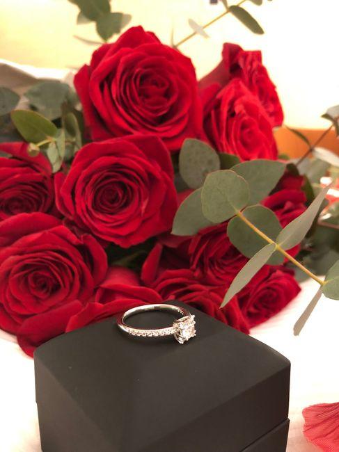 Boa noite :) Adorava ver os vossos anéis de noivado :) Quem quer partilhar? 21