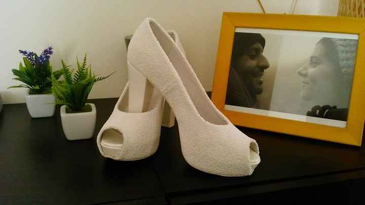 Os meus sapatos!!!!