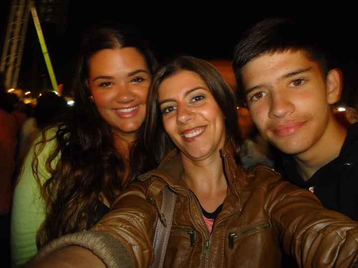 O trio!!
