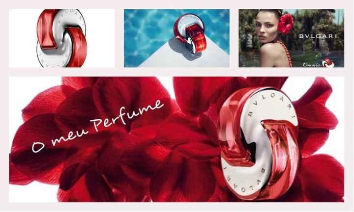 O Meu Perfume!