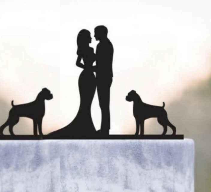 Data de casamento no cake topper, o que achas? - 1