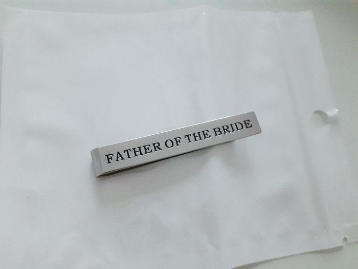 Prendinha para o Pai da Noiva 1