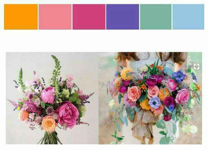 CHECKLIST: As cores do meu casamento - 1