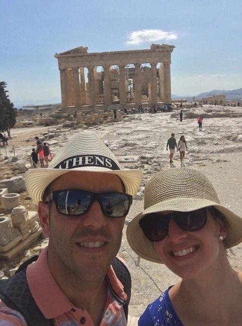 Grécia: a nossa experiência de lua-de-mel 1