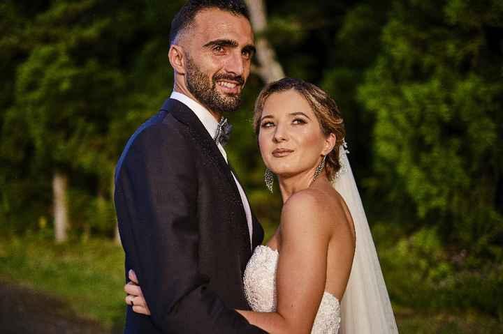 Fotografias do nosso casamento - 1