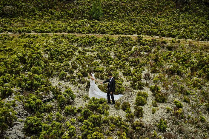 Fotografias do nosso casamento 1