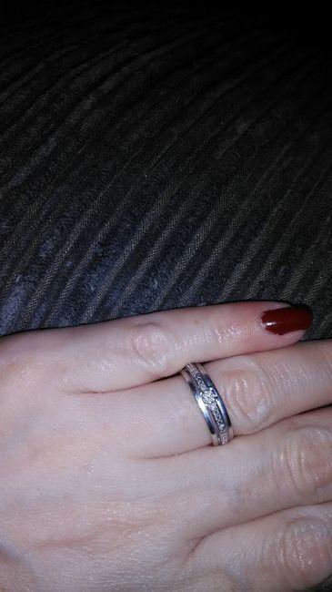 Mostra-nos o teu anel de noivado 😍💍 8