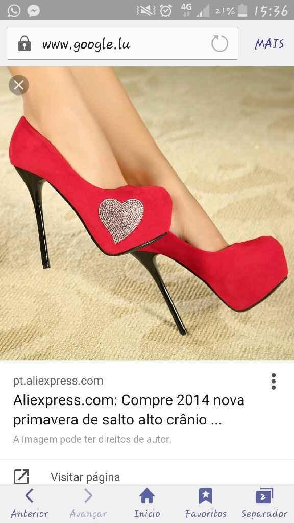 Mandar fazer sapatos - 1