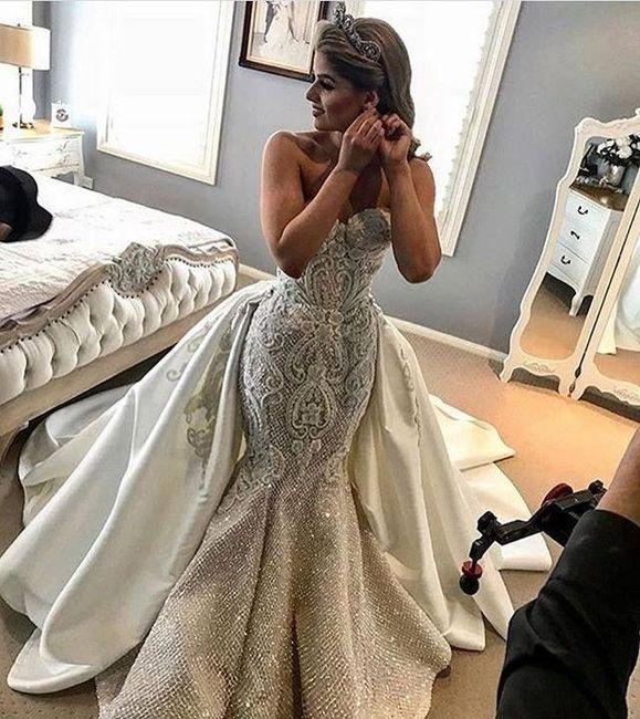 Vestido de Noiva diferente 3