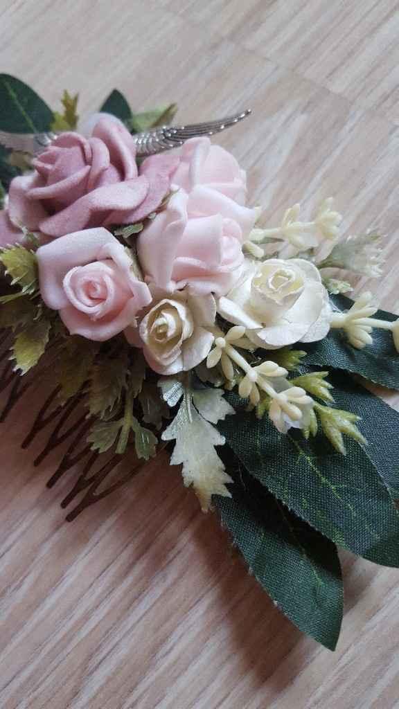 Toucados flores - 2