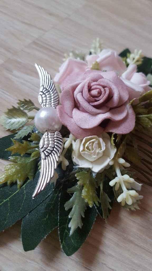 Toucados flores - 3