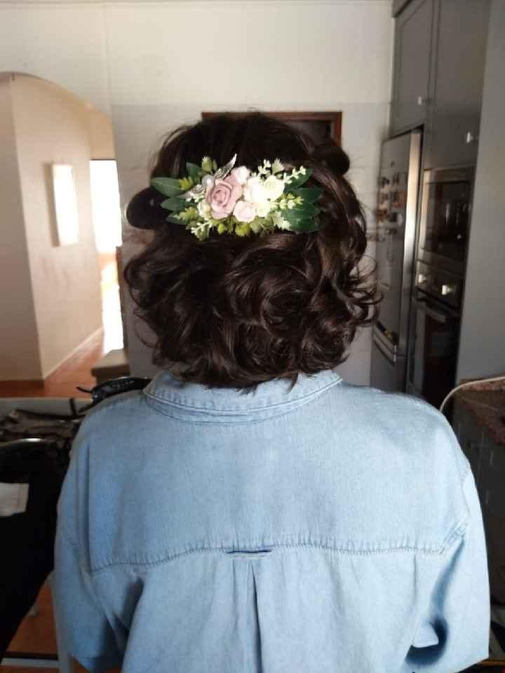 Prova de maquilhagem e cabelo ✔ - 3