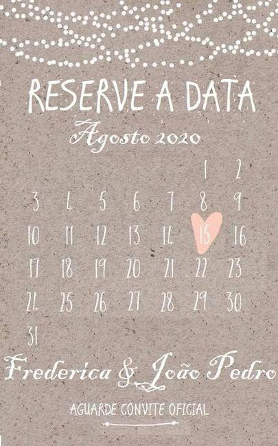 "Ajuda com o ""save the date"" 1"