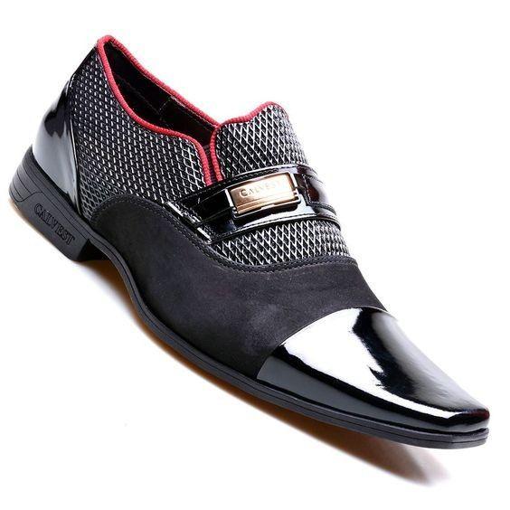 Inspirações para o Mês Preto: Sapatos de Noivo 5