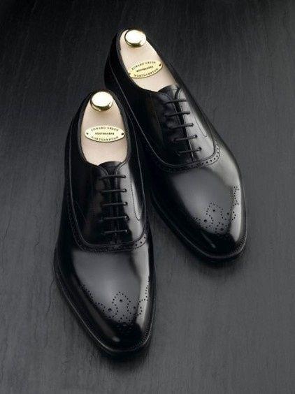 Inspirações para o Mês Preto: Sapatos de Noivo 7