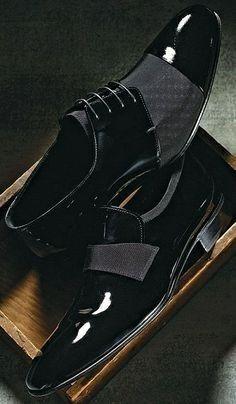 Inspirações para o Mês Preto: Sapatos de Noivo 8