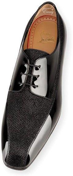 Inspirações para o Mês Preto: Sapatos de Noivo 10