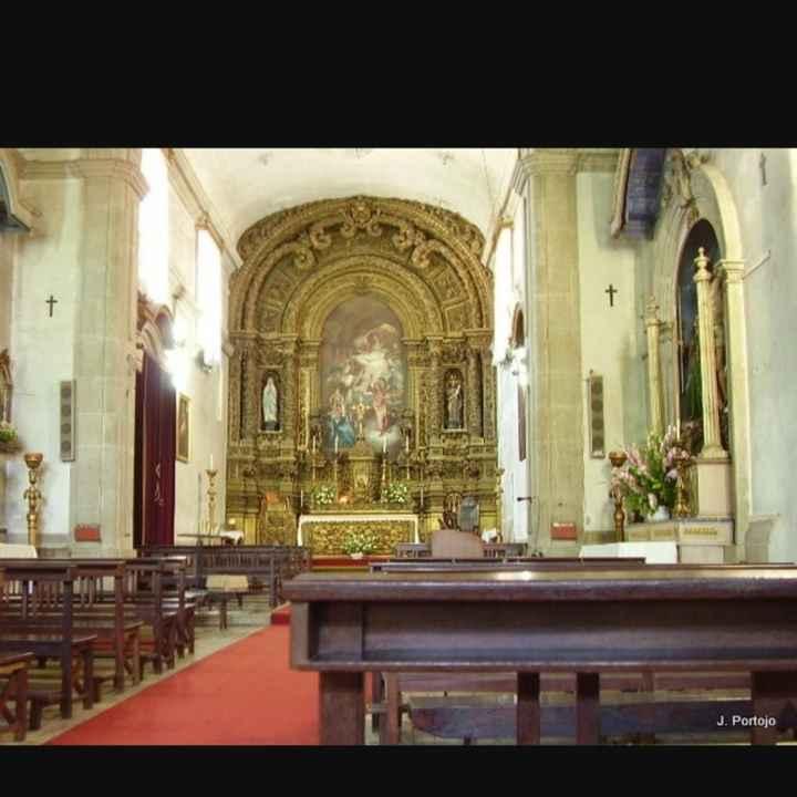 Em que igreja casaram na zona Porto? - 1