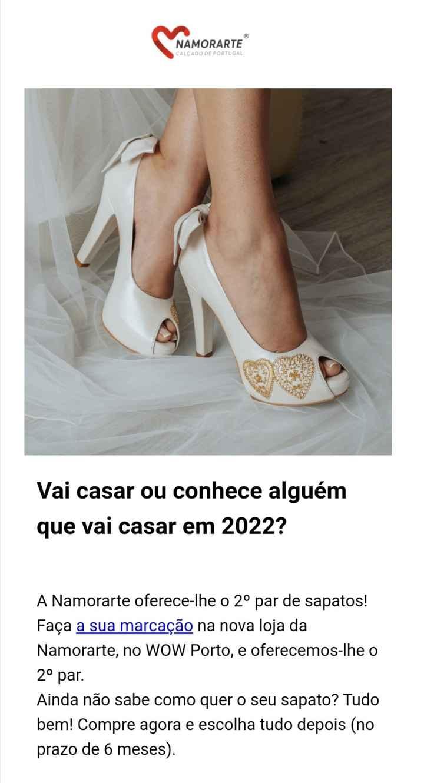 Sapatos namorarte, confortáveis? 👰 - 1