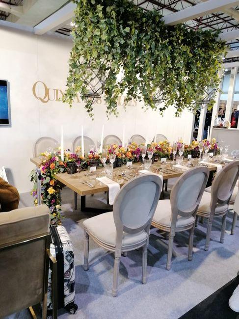 Decoração simples ou original para a mesa dos noivos? 💗 2
