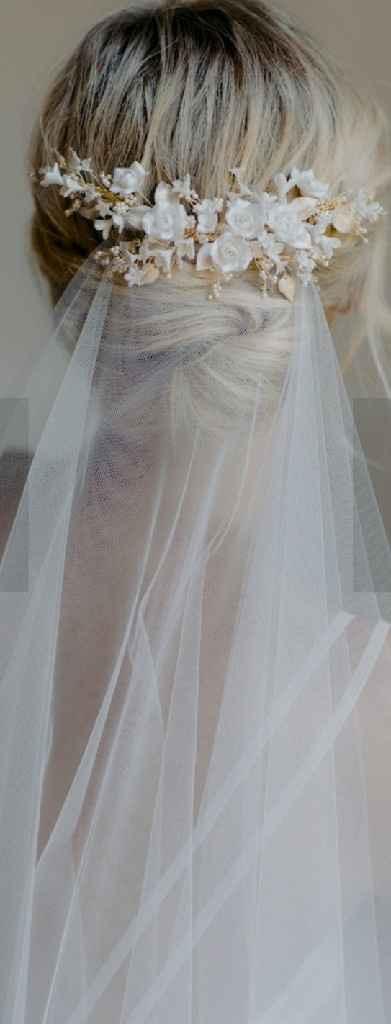 Penteados de noiva - 1