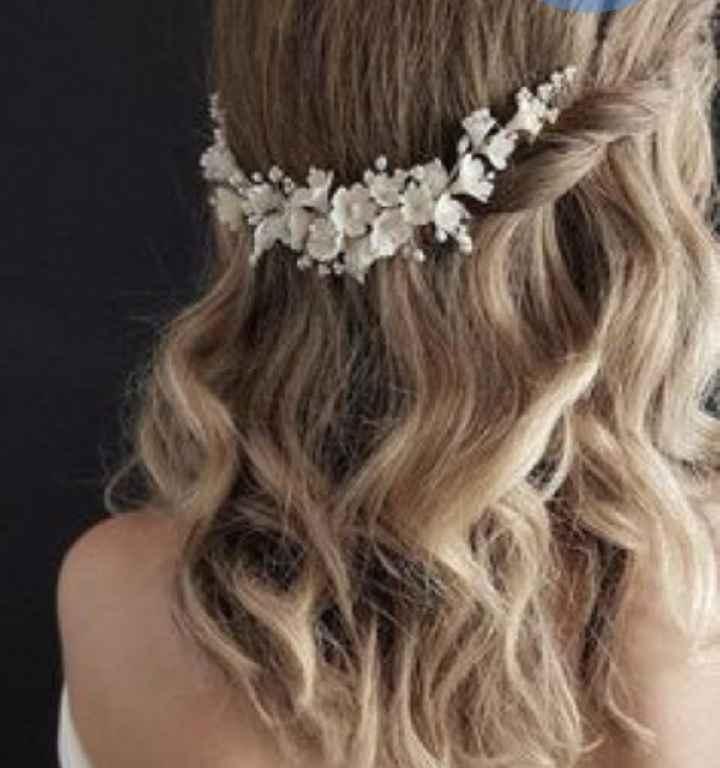 Penteados de noiva - 2