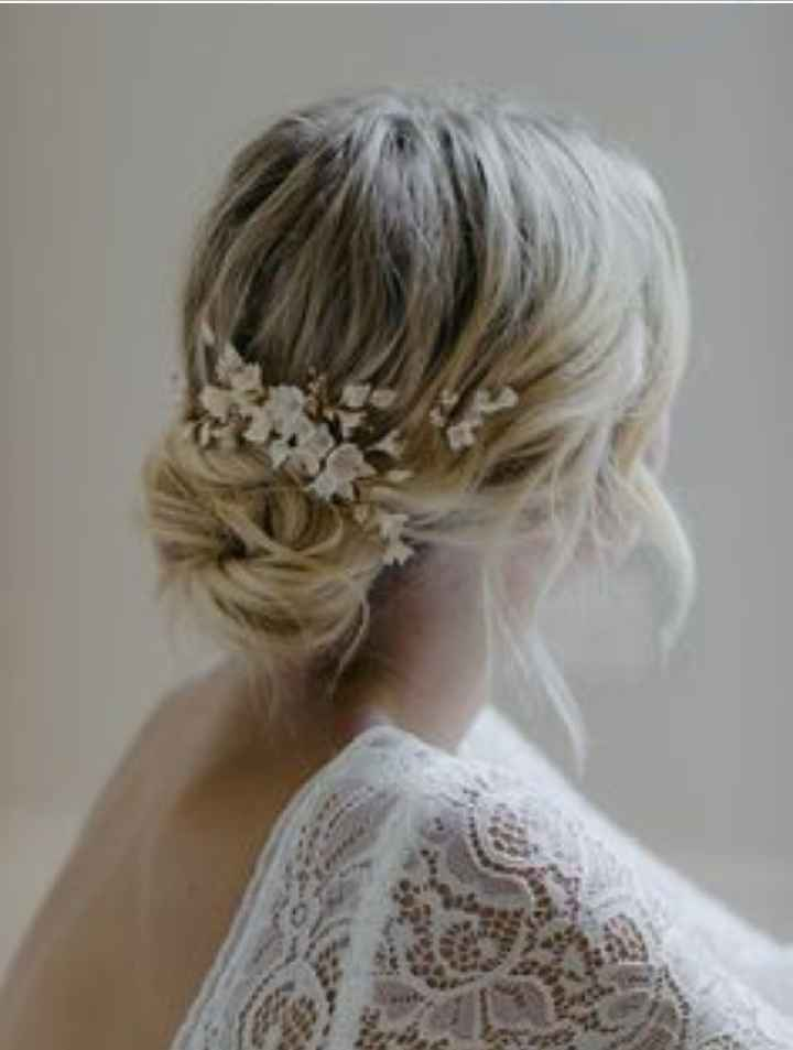 Penteados de noiva - 3