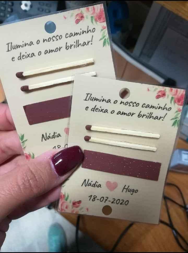 Etiquetas para sparkles - Mais um check ❤️ - 1